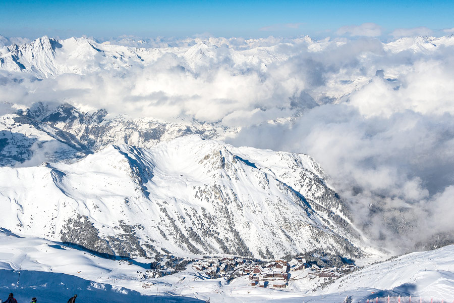 Ski rental Les Arcs 2000 Intersport
